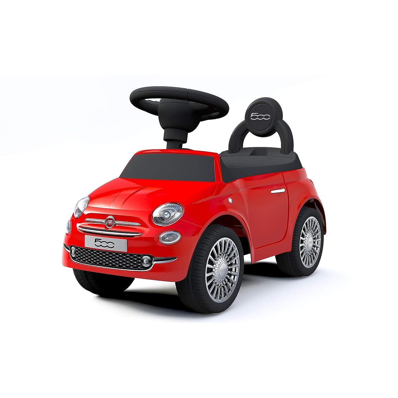 MGM - Porteur Fiat 500, 119095B, Rouge