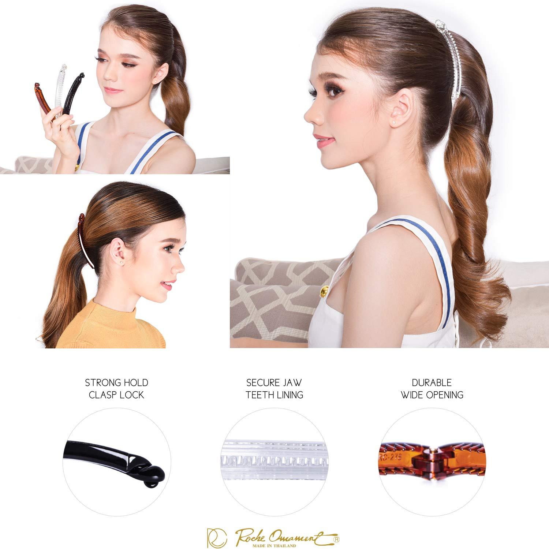 Shell Ponytail Banana Hair Clip STS09505 Hair Accessory