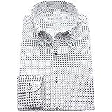 (ブルーム) BLOOM 2019春夏 オリジナル 長袖 ワイシャツ S/M/L/LL/3L/4L/5L/6L 10柄 形態安定 ドゥエボットーニ ボタンダウン