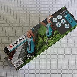 Gardena ComfortCut Kit, Negro, Azul, Naranja: Amazon.es: Bricolaje ...