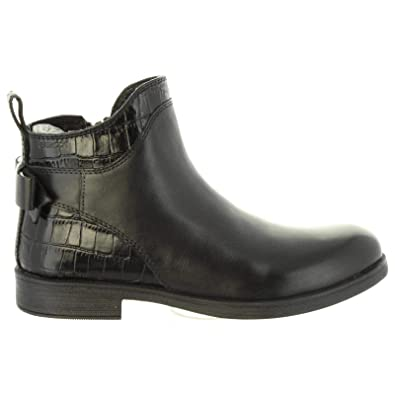 3185237bd5d2b Geox Girls' Jr Agata B Ankle Boots: Amazon.co.uk: Shoes & Bags