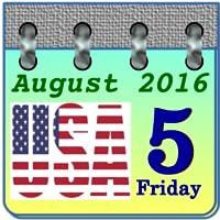 Calendar USA