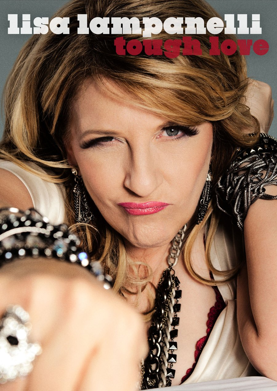 DVD : Lisa Lampanelli - Tough Love (DVD)