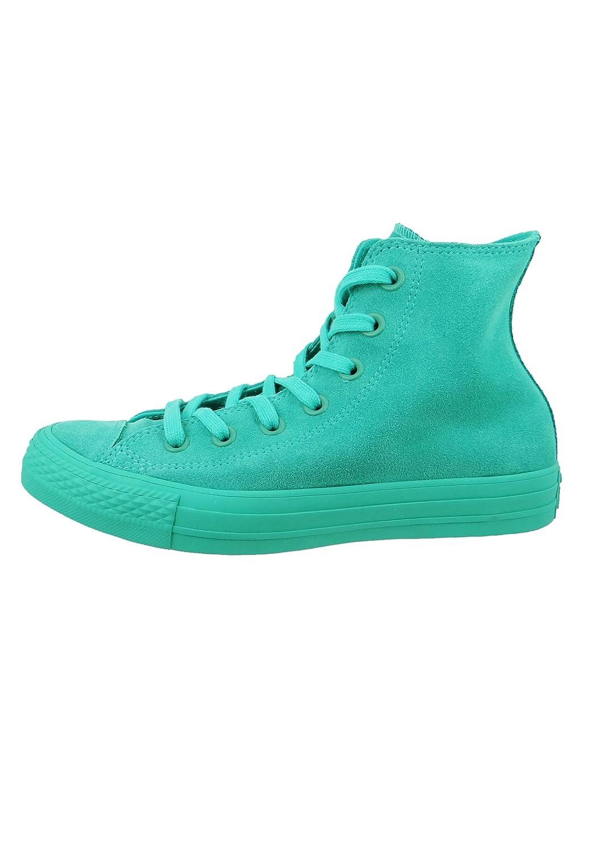 Converse Damen Chuck Taylor CTAS Hi Sneakers Sneakers Sneakers Mehrfarbig (Pure Teal/Pure Teal/Pure Teal 336) 686e0c