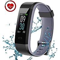 CHEREEKI Fitness Tracker IP68, Orologio Fitness con 14 modalità di Allenamento