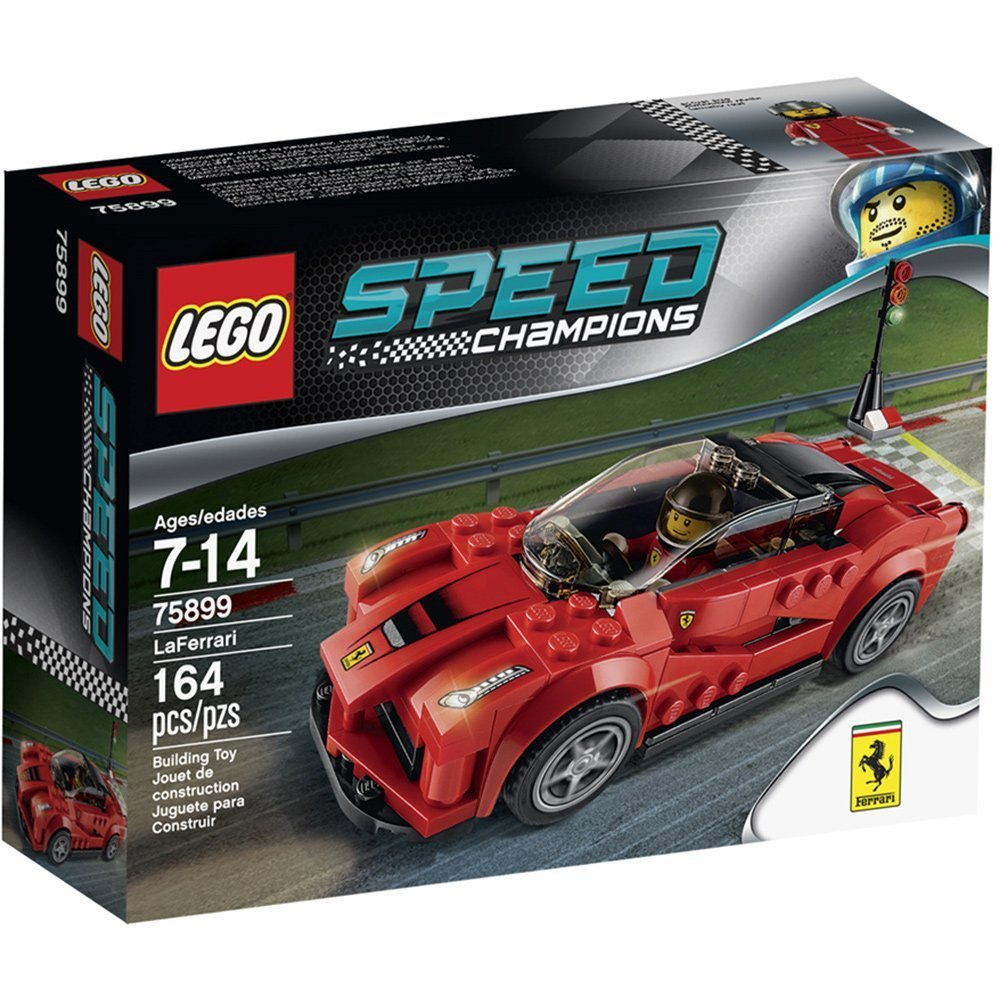Top 9 Best LEGO Ferrari Sets Reviews in 2020 9