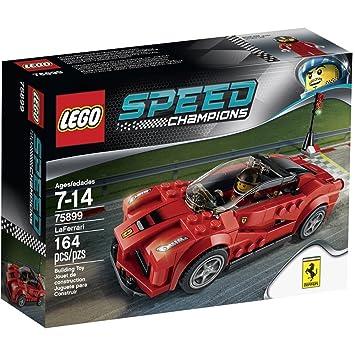 autumn shoes good texture famous brand Lego Speed Champions LaFerrari 75899