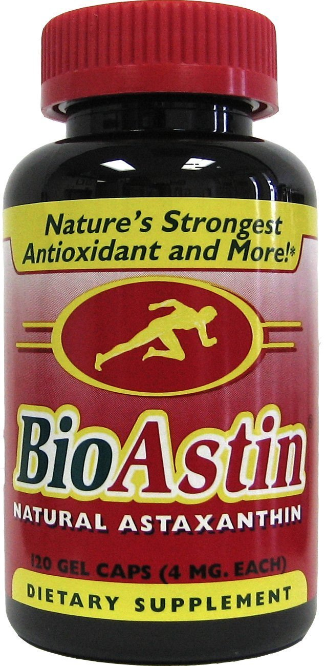 Nutrex Hawaii BioAstin Natural Astaxanthin, Value Pkg 360 Gelcaps