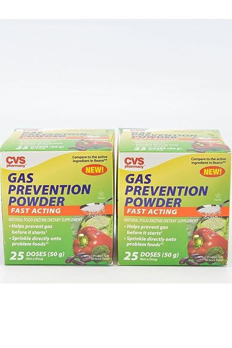 Amazon.com: (Pack de 2) CVS farmacia Gas Prevención polvo ...