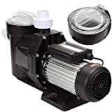 Happybuy Swimming Pool Pump 2.5HP 1850W 148GPM
