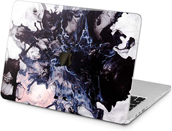 MacBook Pro Case Abstract Geometric Seamless Pattern Vertical Fading MacBook Air11 Air13 Case MacBook Pro13 Pro15 Plastic Case Keyboard Cover /& Screen Protector /& Keyboard Cleaning Brushreen