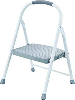 Rubbermaid RMS-1 1-Step Steel Step Stool  sc 1 st  Amazon.com & Amazon.com: Cosco Lightweight Signature 225-Pounds Capacity One ... islam-shia.org