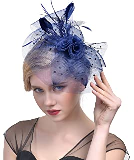STUNNING SILVER GREY HAIR FASCINATOR - UK - FOR HAIR -WITH ...