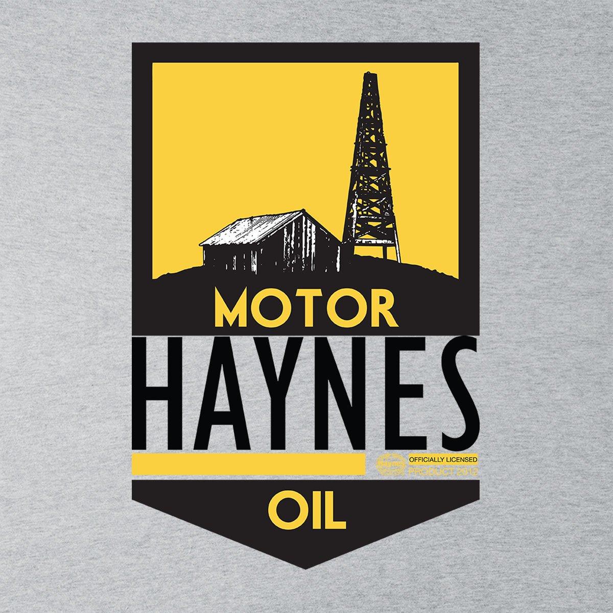 POD66 Haynes Penn Drake Motor Oil Womens Vest