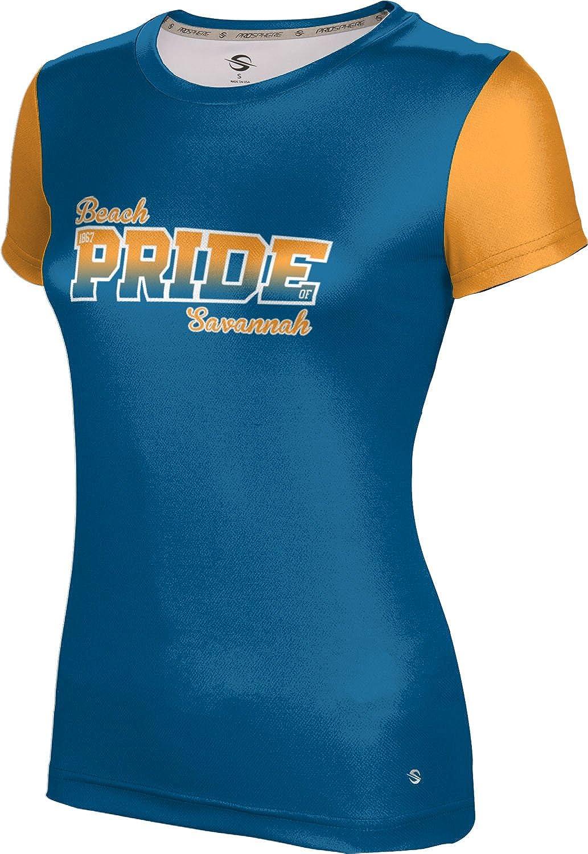 ProSphere Women's Beach High School Crisscross Tech Tee