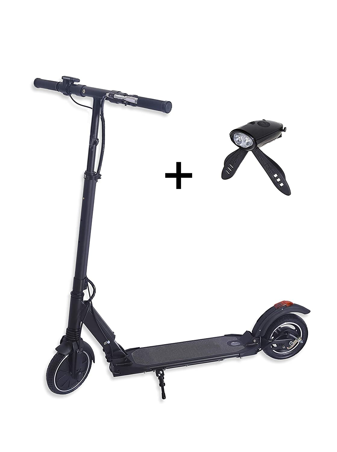 Urbanmove Start Plus Scooter eléctrico, Unisex Adulto, Negro ...