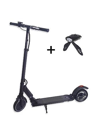 Urbanmove Start Plus Scooter eléctrico, Unisex Adulto, Negro ...