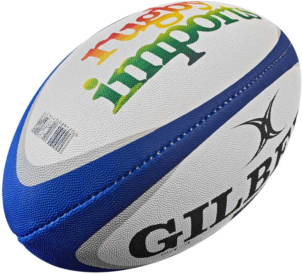 Gilbert Rugby Imports Mercury Junior Training Ball