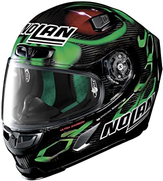 Casco X-Lite x-803 Ultra Carbon Replica bastianini Carbon 21