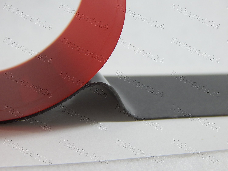 3 M CSR zb143 Cinta Adhesiva de Doble Cara, 10 mm