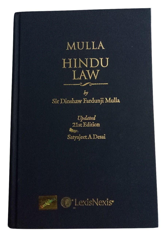 hindu law mullahs hindu law chapter xii