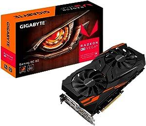 Gigabyte Radeon Rx Vega 56 Gaming OC 8G Graphic Card - GV-RXVEGA56GAMING OC-8GD