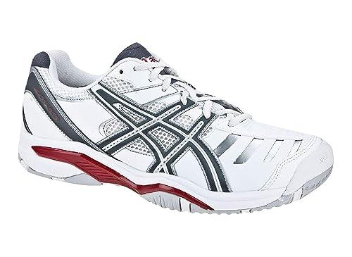 Asics Gel Challenger 9 Zapatos de Tenis Blanco, 39: Amazon.es: Zapatos y complementos