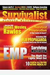 Survivalist Magazine Issue #5 - Societal Collapse Kindle Edition