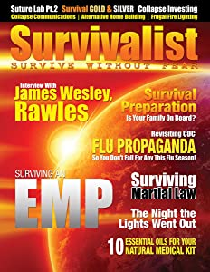 Survivalist Magazine Issue #5 - Societal Collapse