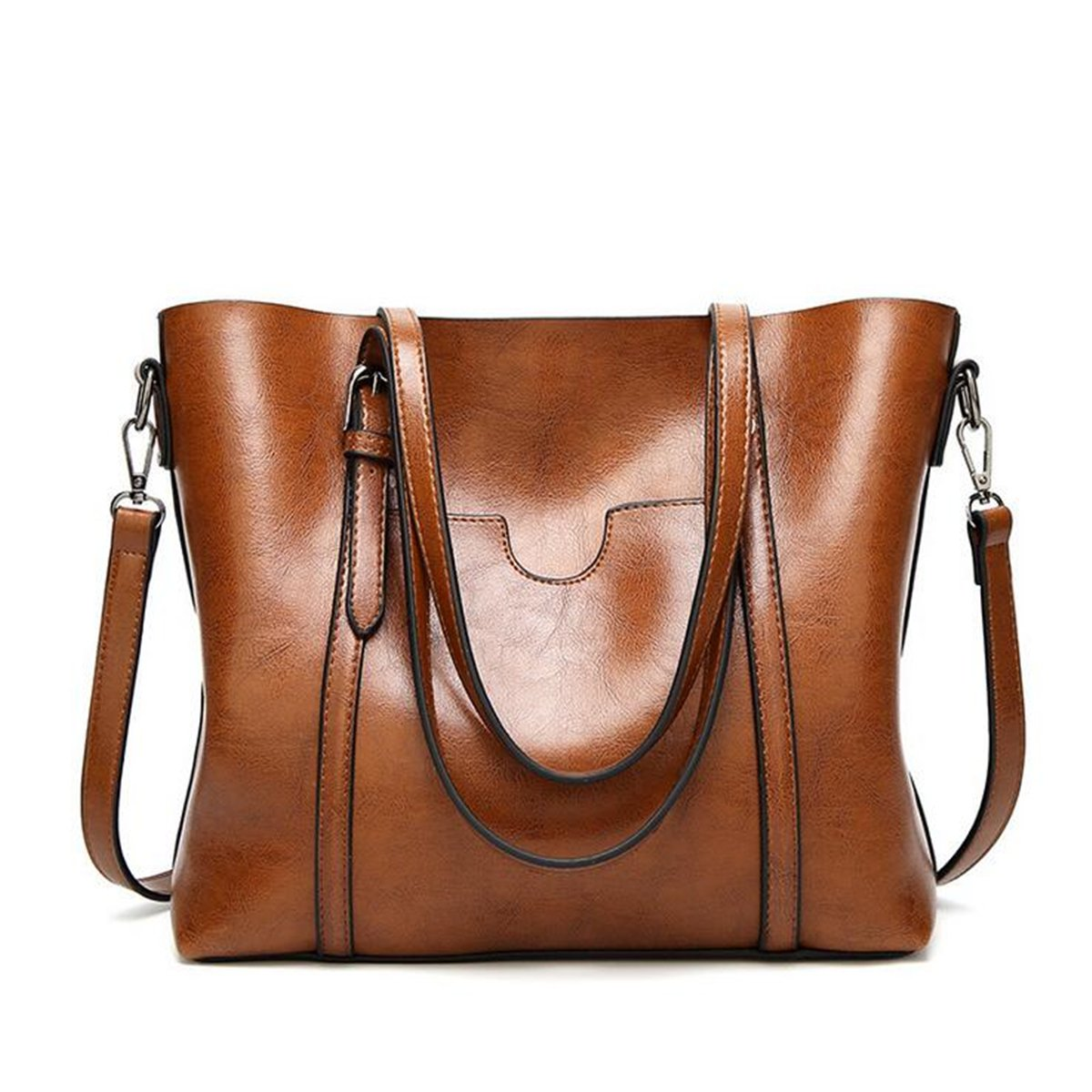 2c5811378f34 OURBAG Women Top Handle Satchel Handbags Shoulder Bag Tote Purse  OURBAGDrseewd19912 ...