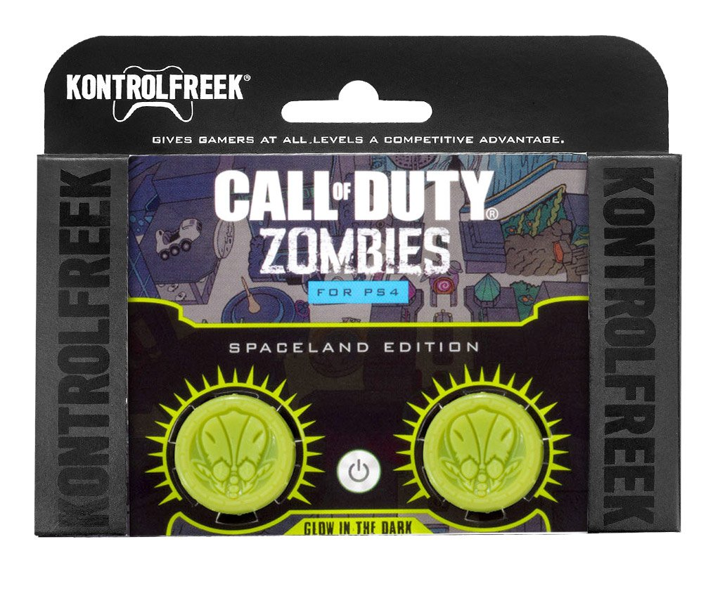 KontrolFreek Spaceland Zombies Edition for Playstation 4 (PS4)