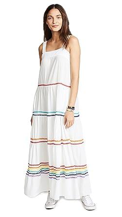 285efabf25 9seed Women's Sayulita Tier Maxi Dress at Amazon Women's Clothing store: