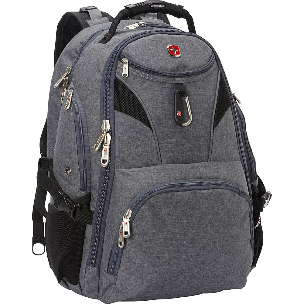 SwissGear Travel Gear 5977 Laptop Backpack- (Grey)