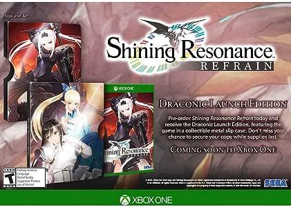 Shining Resonance Refrain - Draconic Launch Edition - Xbox One