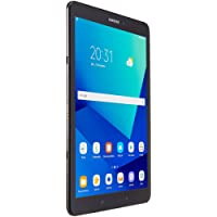 Samsung SM-T820NZKAMXO Tableta Galaxy Tab S3, Qualcomm Snapdragon 2.8 GHz, 4 GB, 32 GB Interno, Android 7.0, Color Negro
