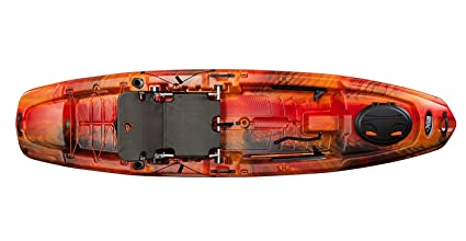 Amazon com : Pelican The Catch 120 Kayak : Sports & Outdoors