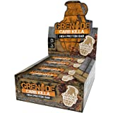Grenade Carb Killa High Protein and Low Sugar Candy Bar, 12 x 60 g - Caramel Chaos