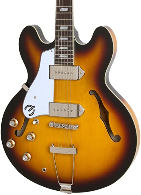 Epiphone Limited Edition zurdos Casino semi-hollowbody - Guitarra ...