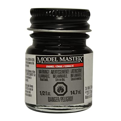 MM Car 1/2oz Semi Gloss Black: Toys & Games