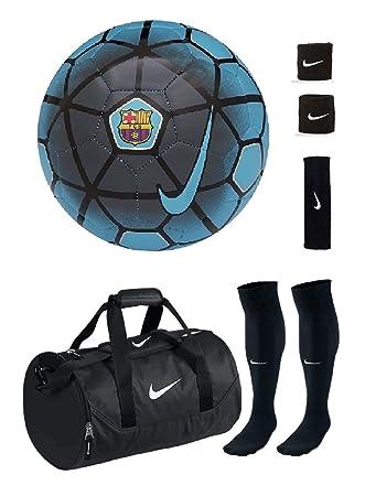 reputable site bf969 94c19 Nike Retailworld (Replica) FCB Blue Football Combo Kit