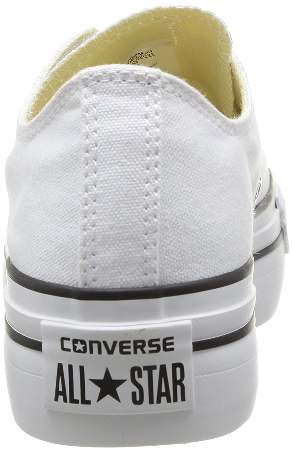 Converse AAS Ox Platform Canvas, Sneaker Donna