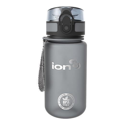 45 opinioni per Ion8- Bottiglia per l'acqua, a prova di perdite, senza BPA., Bambino, Kid's