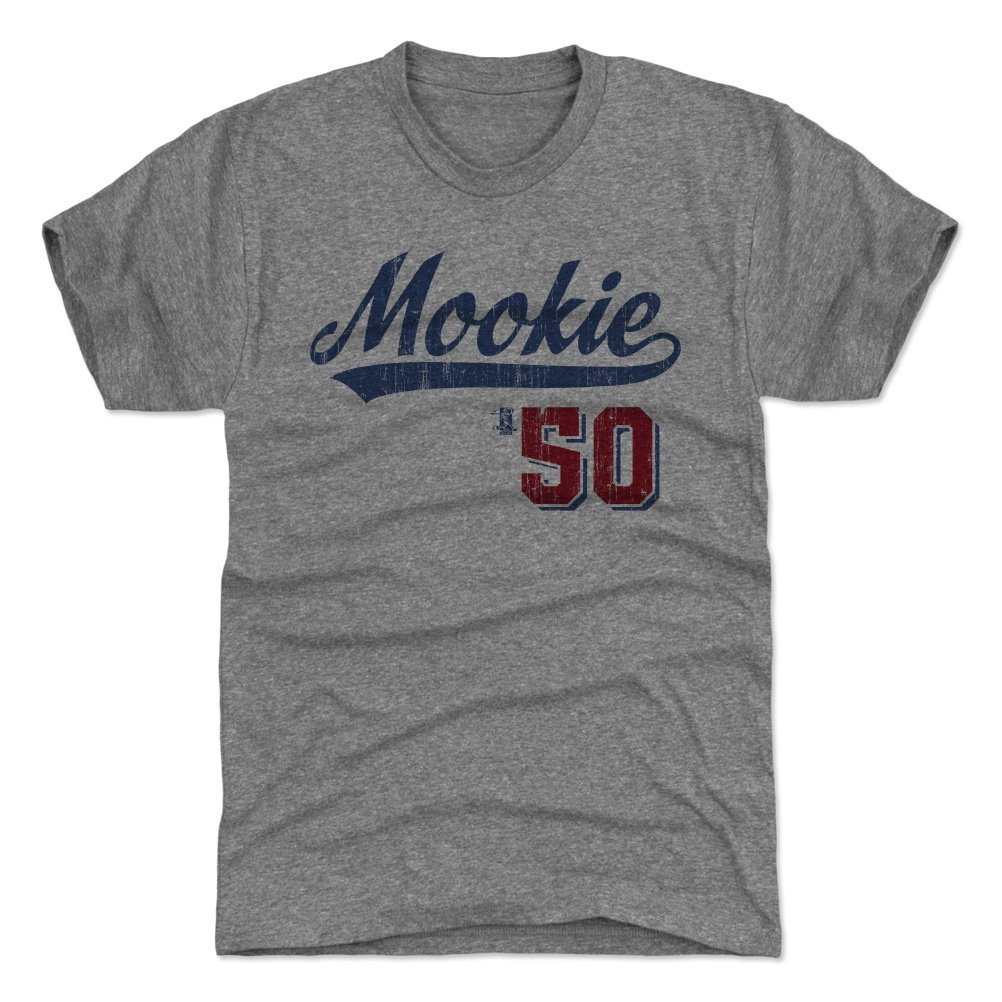 02031db9eb8 Amazon.com   500 LEVEL Mookie Betts Shirt - Boston Baseball Men s Apparel - Mookie  Betts Players Weekend   Sports   Outdoors