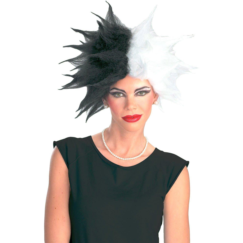 Cruella De Vil Adult Wig