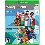 The Sims 4 Plus Island Living Bundle - Xbox One