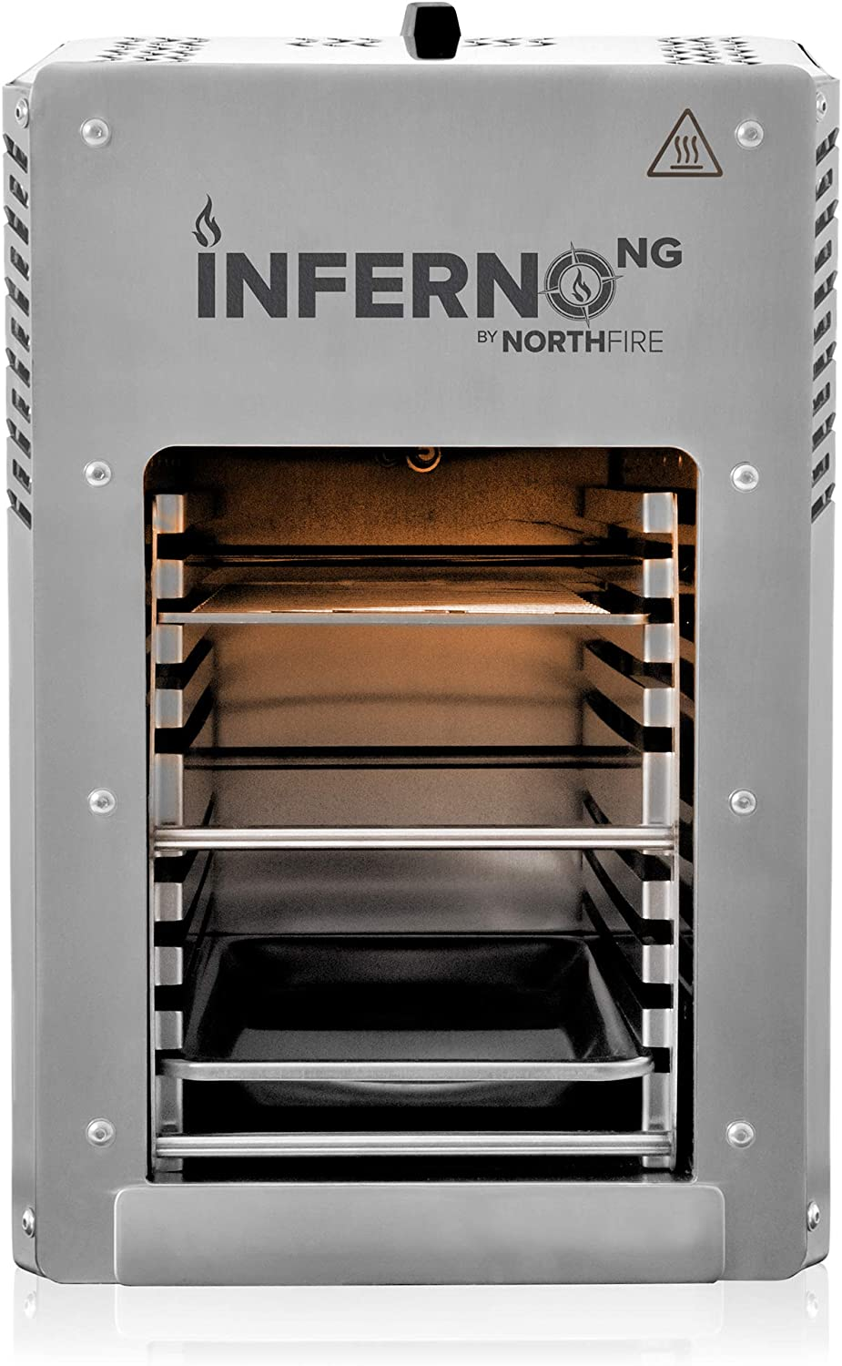 Northfire INFERNONG Inferno Natural Gas, Silver