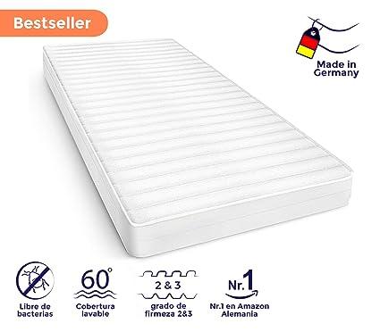 Colchón de espuma, grado 2 & 3 (reversible), ideal para niños,