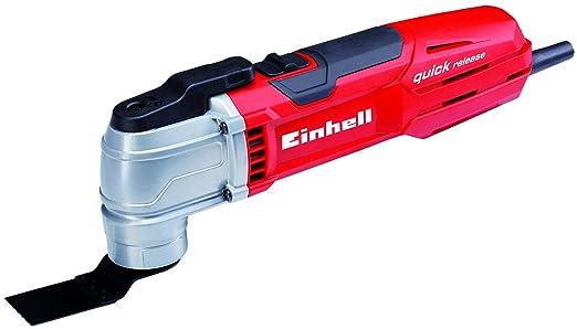 8 opinioni per Einhell TE-MG 300 EQ Utensile Multifunzione, 300 W, Rosso/Nero
