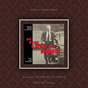 In The Line Of Fire Ost (Limited Transparent Vinyl/180G/Insert)