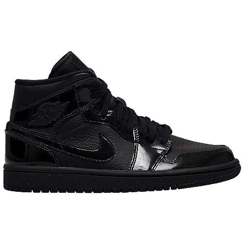 Nike Bq6472-003 Air Jordan 1 Mid Chaussures pour Femme ...